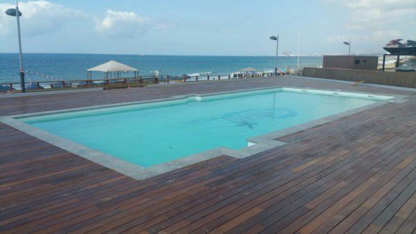 Piscina Tango Beach en Marbella
