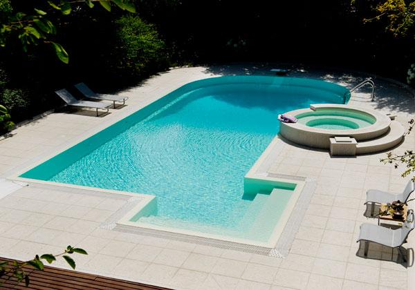 Piscinas de dise o con barra casa dise o for Diseno estructural de piscinas