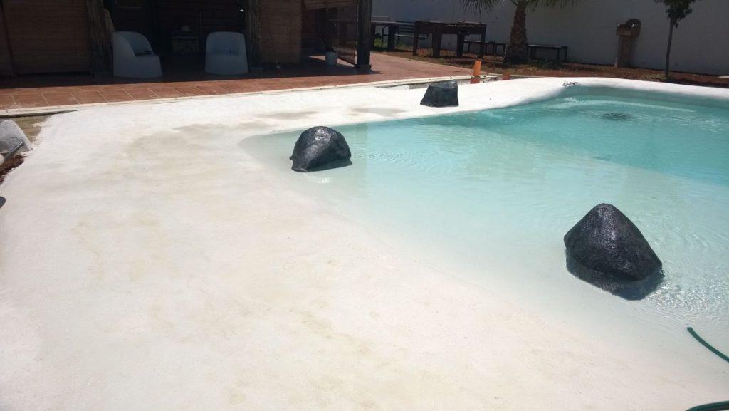 Piscinas ibericapool construcci n de piscinas en el - Construccion de piscinas de arena ...