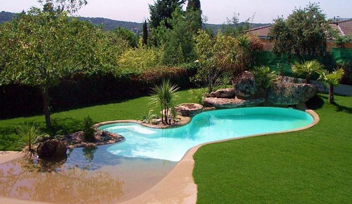 Piscinas ibericapool construcci n de piscinas de arena for Construccion de piscinas precios chile