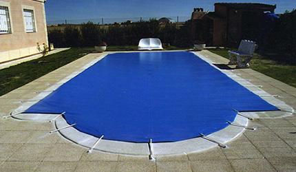 Piscinas ibericapool cobertores for Cobertor piscina carrefour