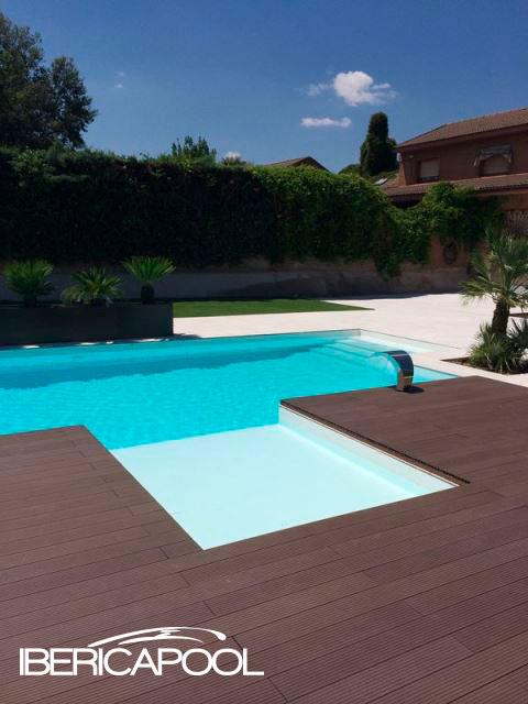 Ibericapool piscina en boadilla del monte - Residencia boadilla del monte ...