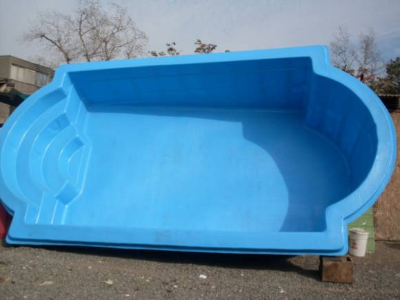 Ibericapool tipos de piscinas cual construir - Precio piscina poliester ...
