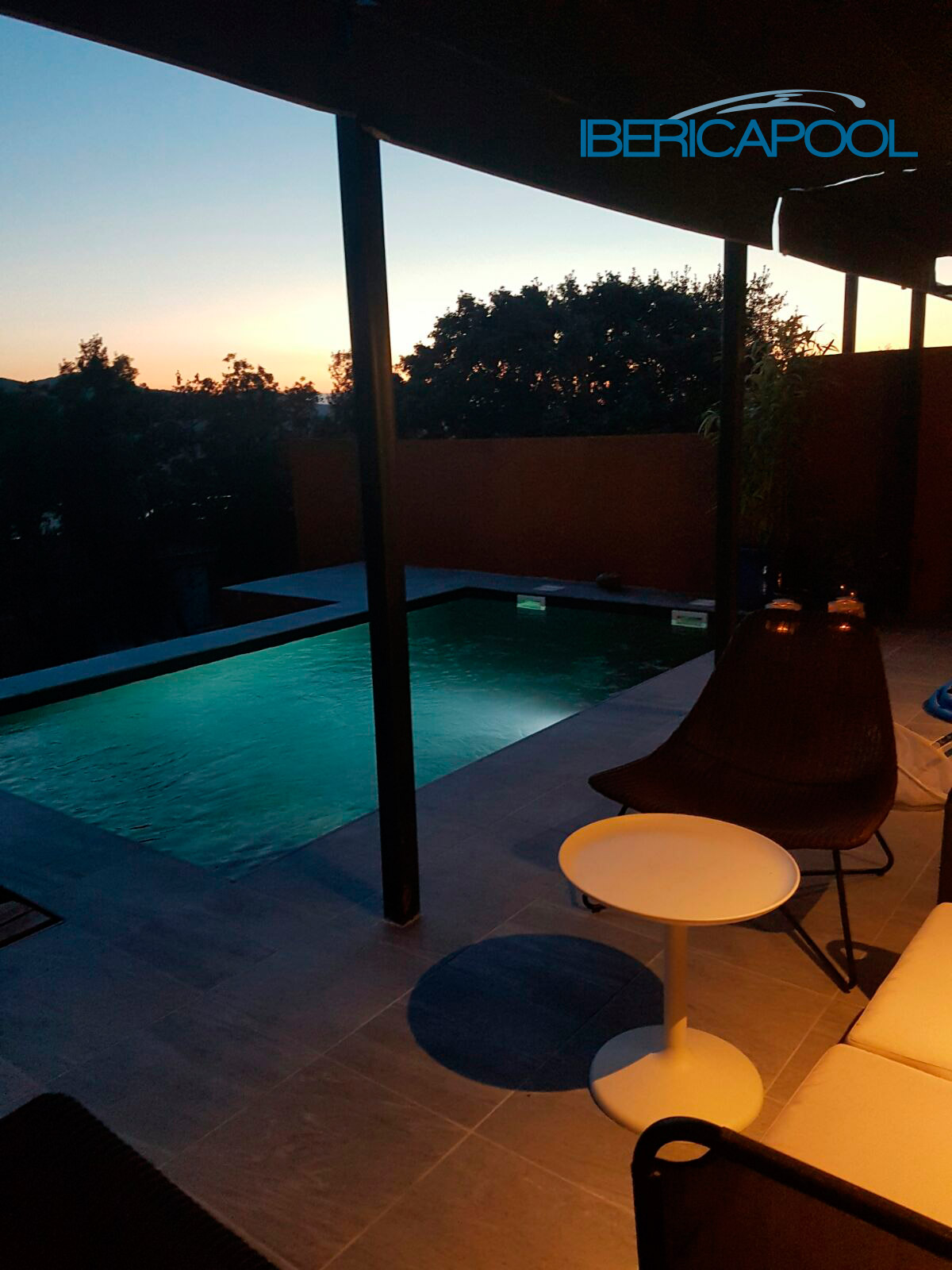 Ibericapool piscina en los ngeles de san rafael for Piscinas en carrefour 2017