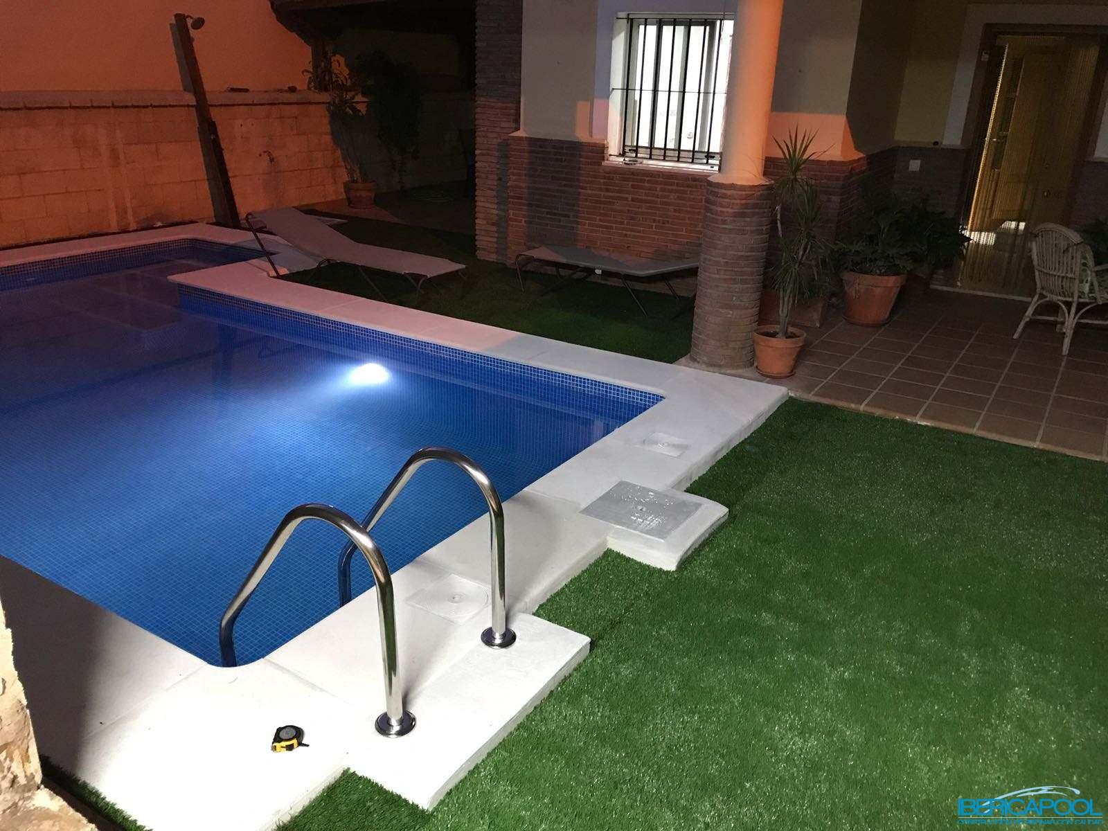 Ibericapool piscina de obra 6x3 en algeciras - Piscina de obra ...